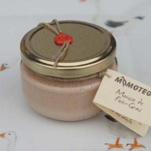 Mouse de foie gras
