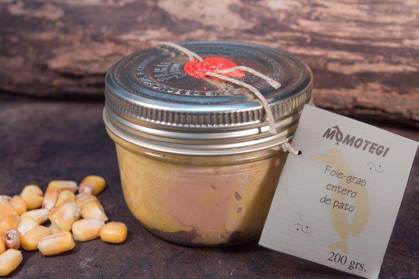 tarrina de foie gras